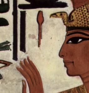 Queen Nefertari.