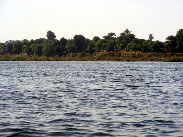 Water management in ancient Egypt  / River Nile