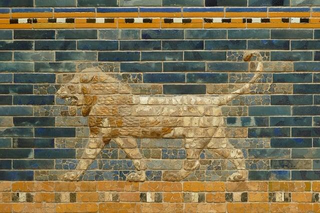 Lion of Babylon.