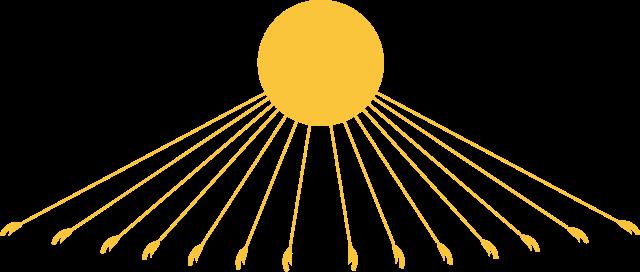 Symbol of Aten.