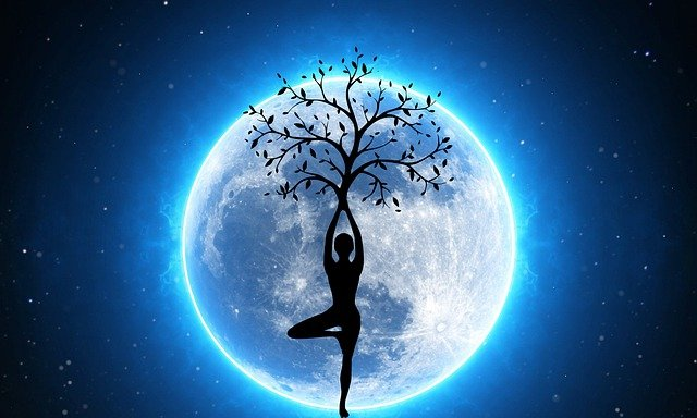 Full moon / Symbol of Anna Perenna.