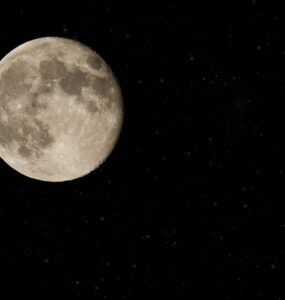 Throughout history, the moon served as a symbol of many different water deities in various cultures.