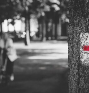 Red Cross Blurr