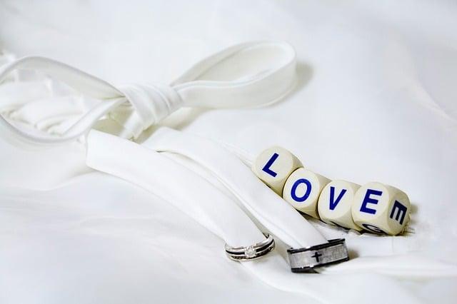 Love ribbons.